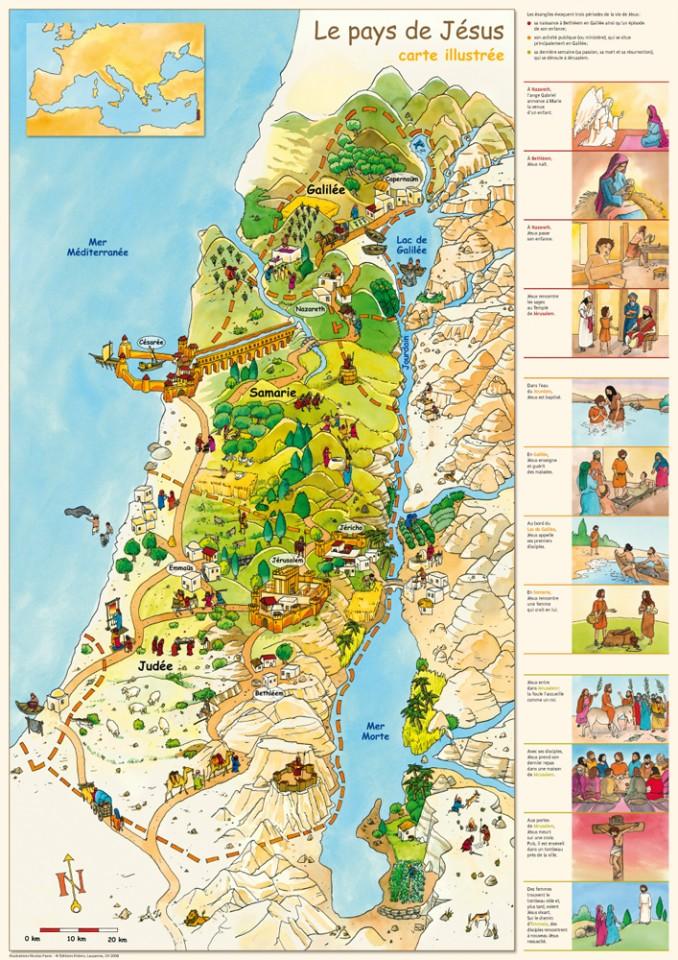 carte-du-pays-de-jesus